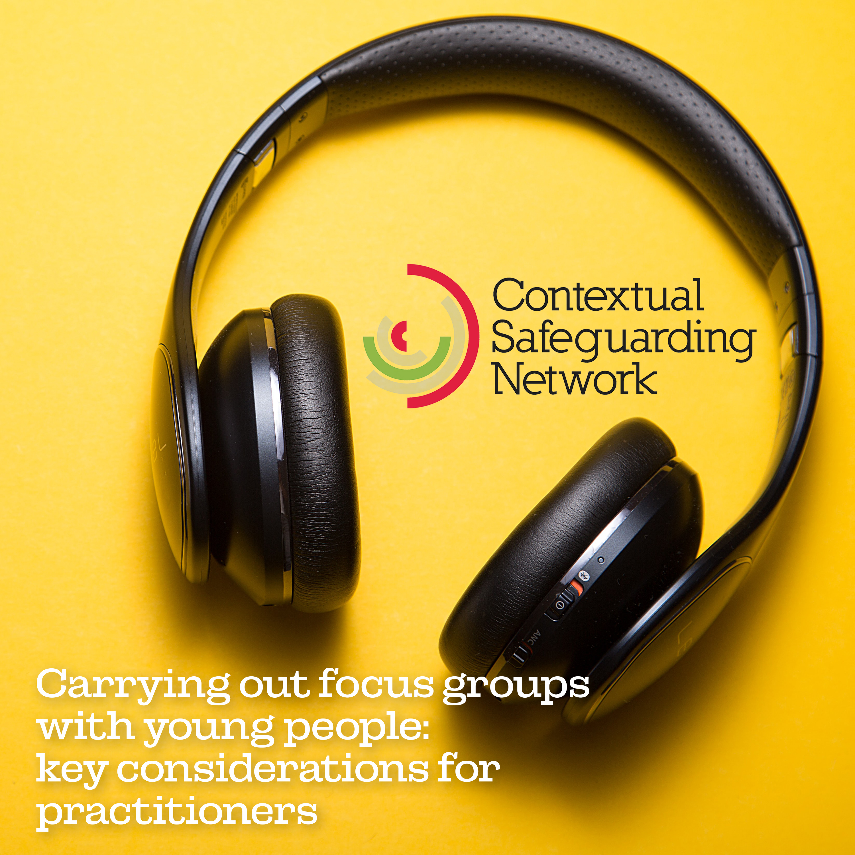 Carrying out focus groups with young people: key considerations for practitioners